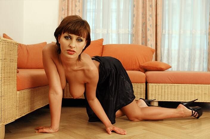 Geile Milf sucht Sexkontakte